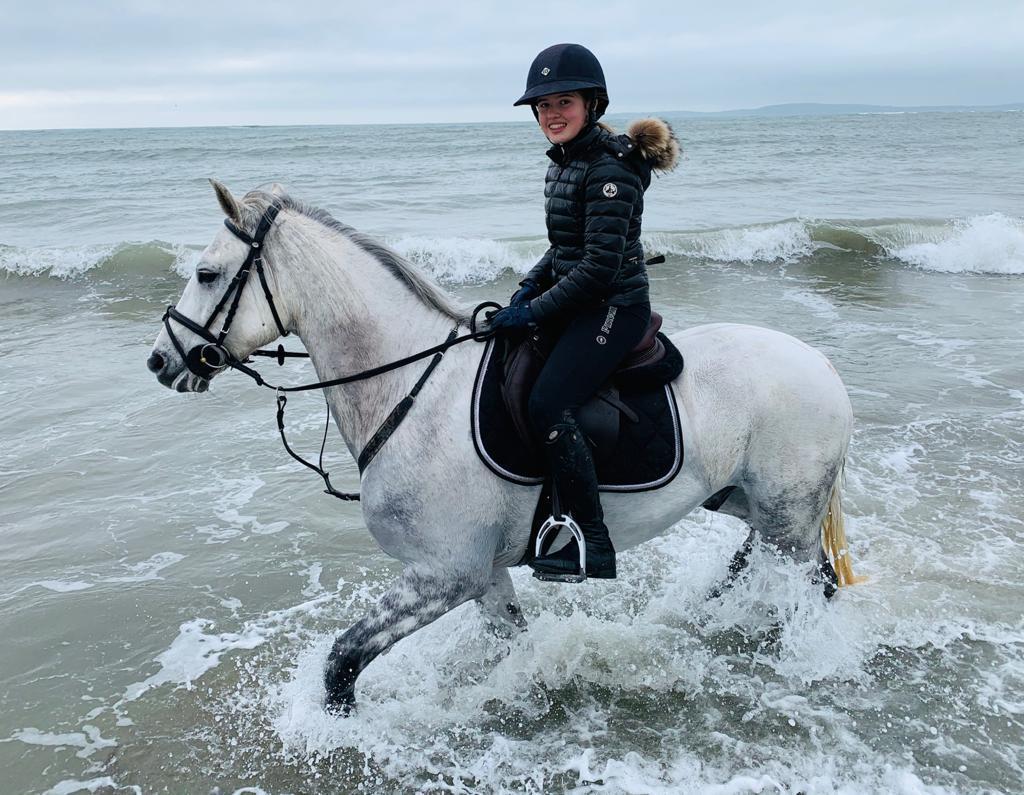 Super easy 148 cms SJ-Event Pony