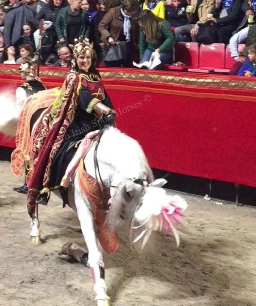 Just OMG!!! White Unicorn 🦄 3